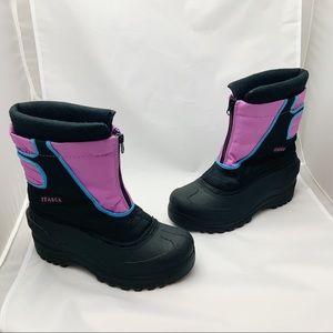 Itasca Snow Stomper II raspberry winter boots